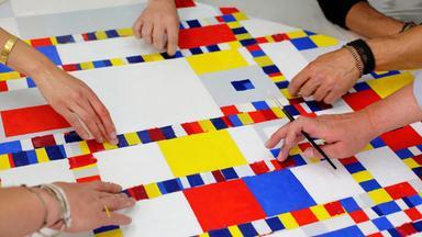Kulturdokumentation - Das Geheimnis Der Meister - Mondrian