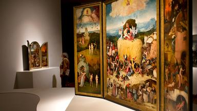 Kulturdokumentation - Das Geheimnis Der Meister - Vermeer