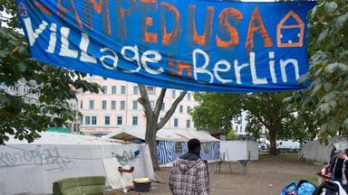 Zdfinfo - Das Geschäft Mit Der Flucht: Wer An Den Flüchtlingscamps Verdient
