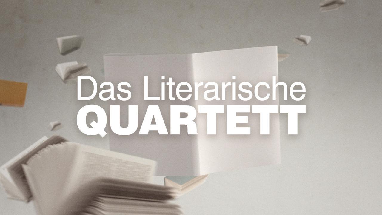 Das Literarische Quartett - ZDFmediathek
