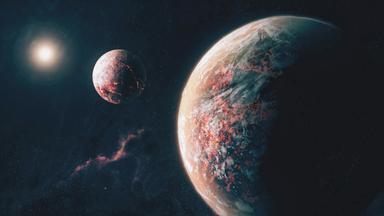 Zdfinfo - Das Universum - Kosmische Zwillinge