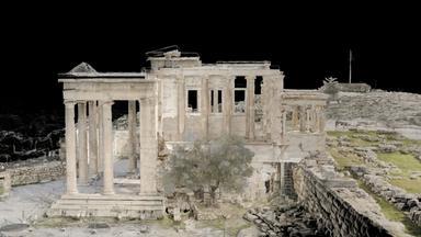 Zdfinfo - Das Unsichtbare Athen - Geheimnisvolle Unterwelt