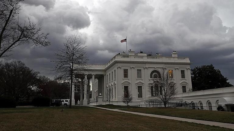 Umwelt Trump winkt düsteren US Klimareport durch