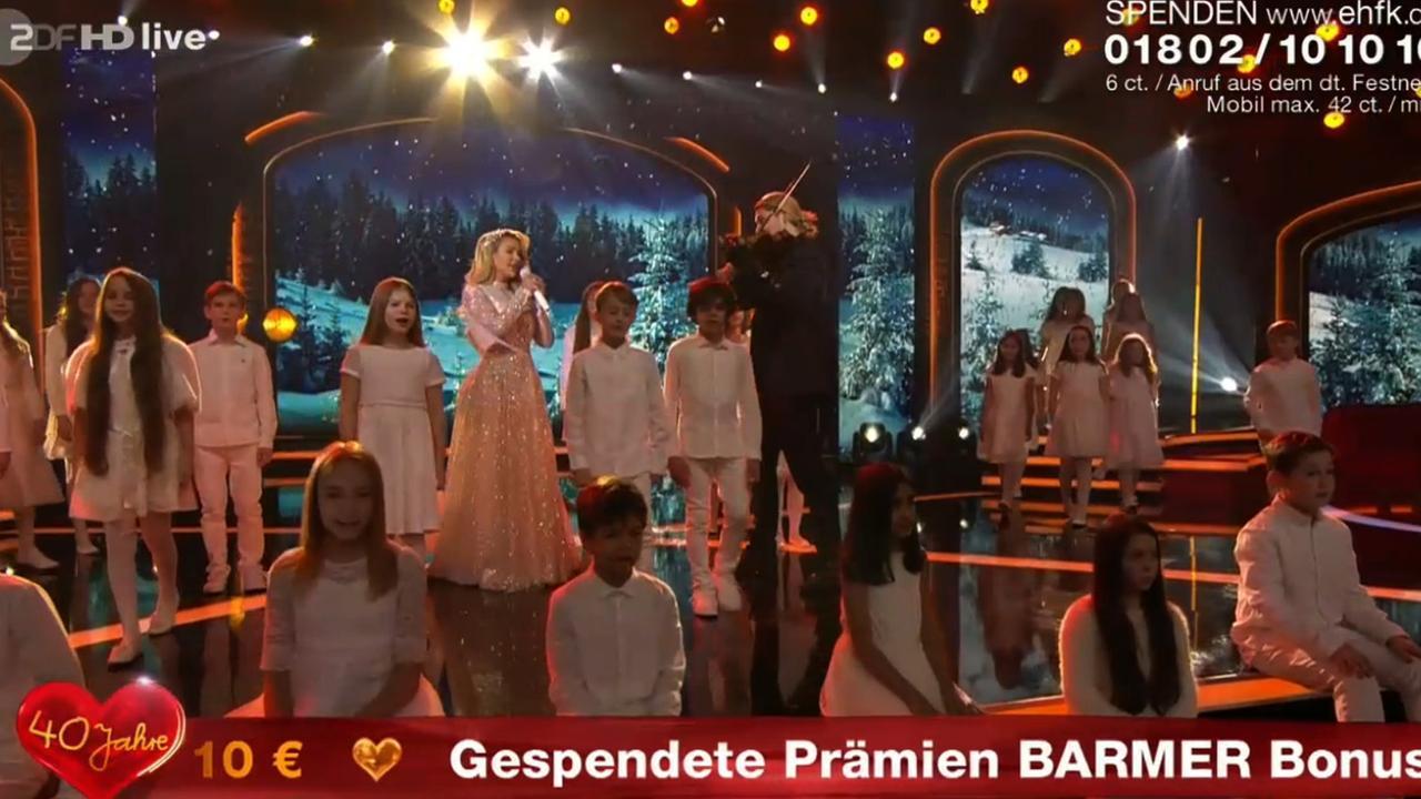 Johannes B Kerner Präsentiert Die Große Spenden Gala Zdfmediathek