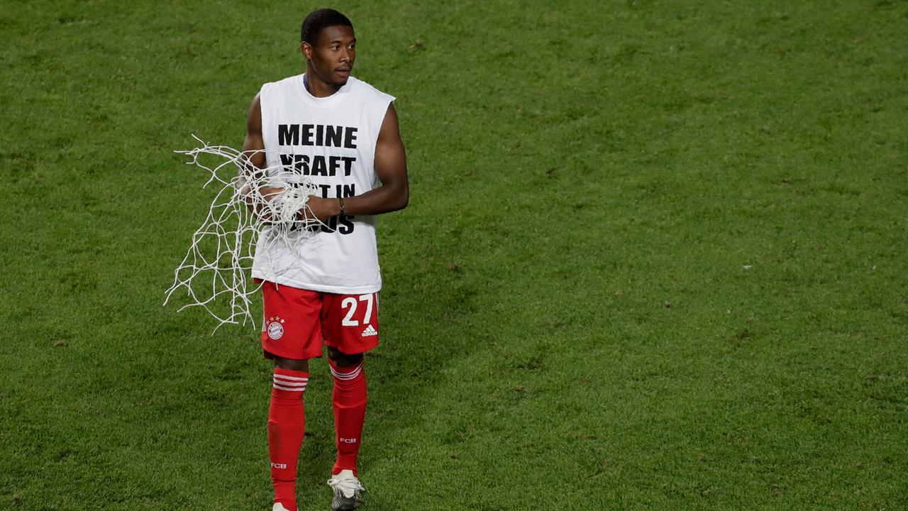 Fußballer Alaba