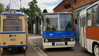 Zdfinfo - Ddr Mobil - Zwischen Tatra-bahn Und Ikarus