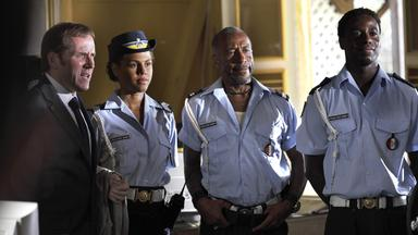 Death In Paradise: Krimiserie In Der Karibik - Death In Paradise: Willkommen Im Paradies (1/8)
