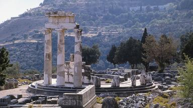 Zdfinfo - Das Orakel Von Delphi - Antworten Aus Dem Heiligtum