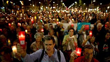 Katalonien-Demonstration