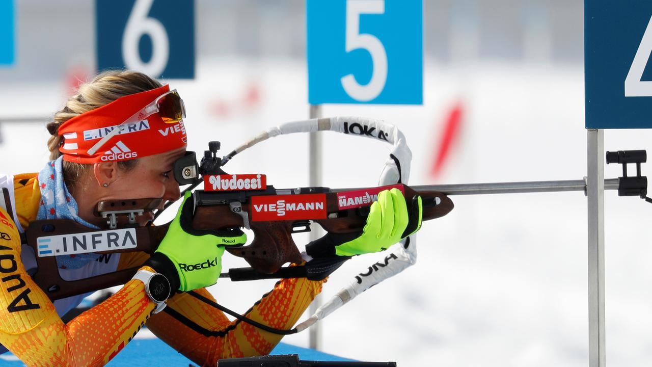 Einzel Biathlon