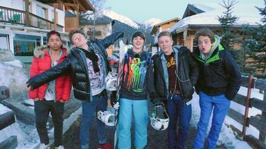 Die Wg - Die Jungs-wg Im Schnee 2013 / Folge 8