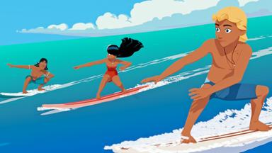 Zoom - Der Weiße Delfin - Zoom - Der Weiße Delfin: Der Beste Surfer