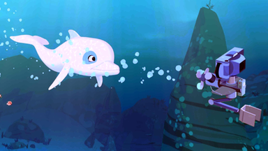 Zoom - Der Weiße Delfin - Zoom - Der Weiße Delfin: Der Filmemacher