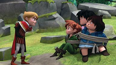 Robin Hood - Schlitzohr Von Sherwood - Robin Hood: Der Geist Des Dolmens