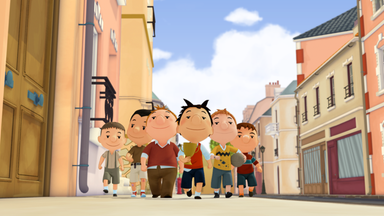 Der Kleine Nick - Der Kleine Nick: Mannschaftsgeist