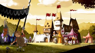 Der Kleine Ritter Trenk - Gauklerspiele