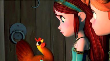 Robin Hood - Schlitzohr Von Sherwood - Robin Hood: Der König Und Das Huhn