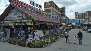 Zdfinfo - Der Polenmarkt -  Grenzerfahrungen Am Ladentisch