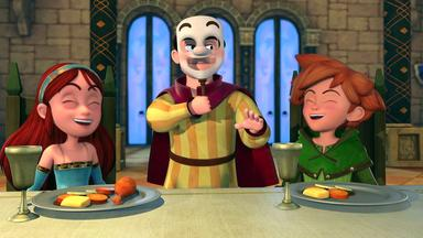 Robin Hood - Schlitzohr Von Sherwood - Robin Hood: Der Possenreißer