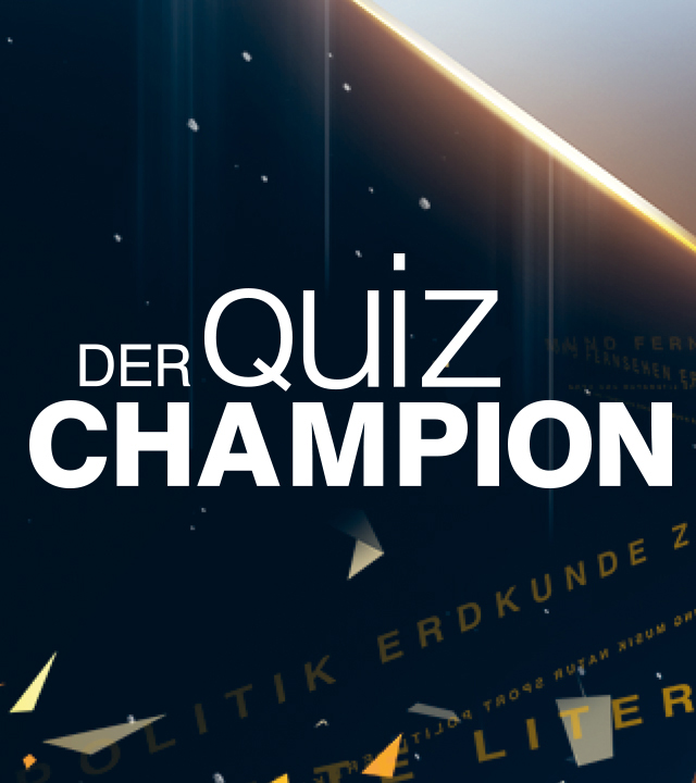 Der Quiz Champion