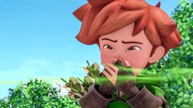 Robin Hood - Schlitzohr Von Sherwood - Robin Hood: Der Stinkepfeil