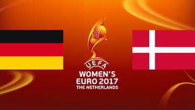 Zdf Sportextra - Deutschland - Dänemark Am 29. Juli Live