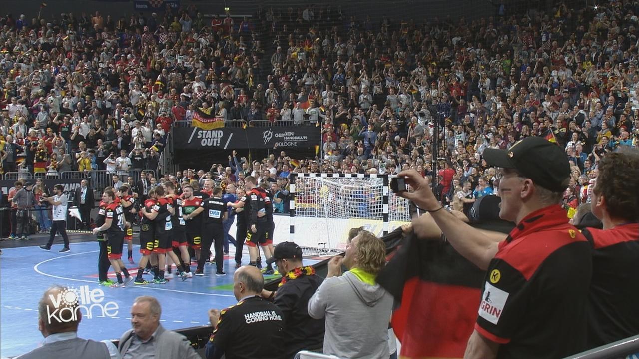 Handballer Zdf