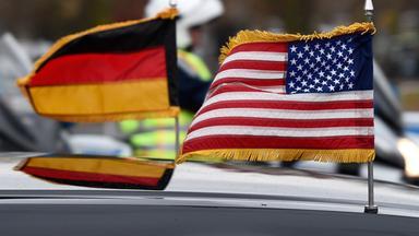 Zdfzeit - Wir Deutschen Und Die Usa