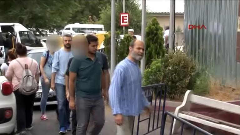 Deutscher Menschenrechtler Peter Steudtner in Istanbul