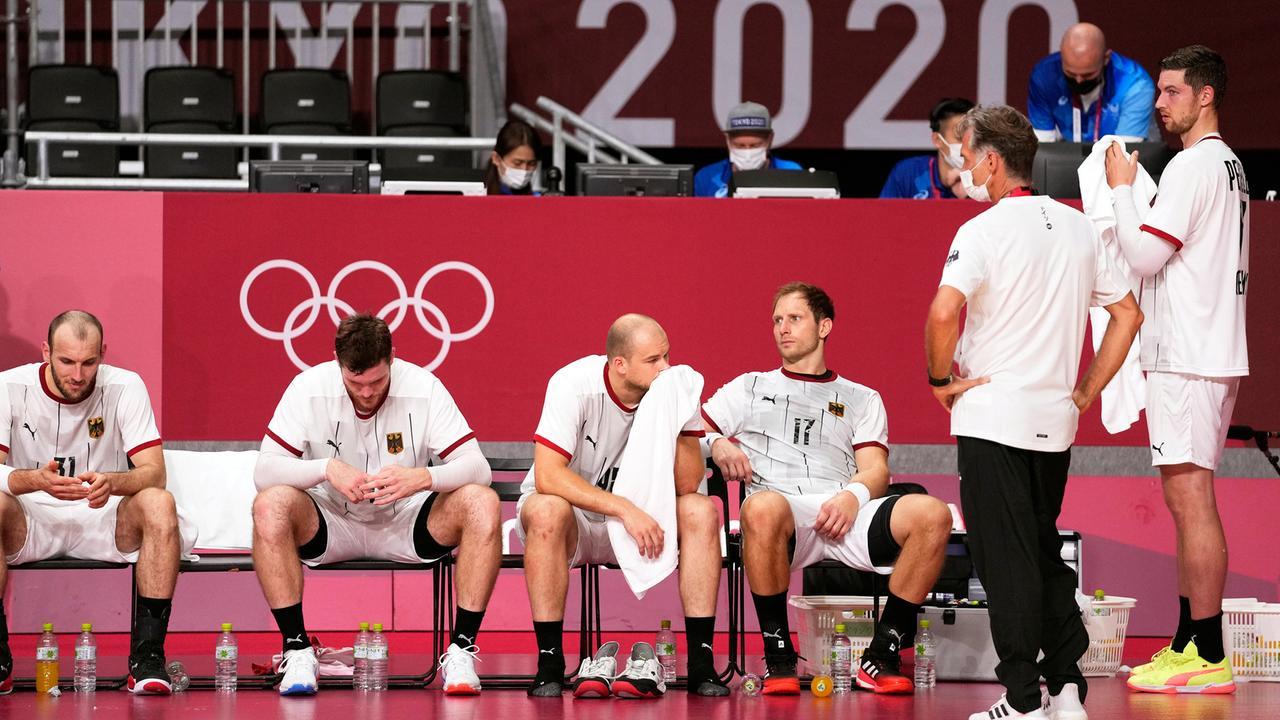 Aus im Viertelfinale: Olympischer Kollaps des DHB-Teams