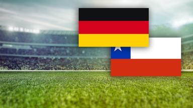 Zdf Sportextra - Frauenfußball-länderspiel Deutschland - Chile