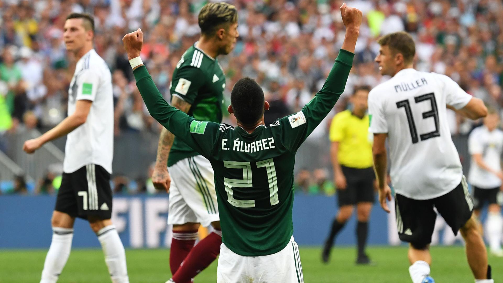 Gruppe F Deutschland Mexiko 01 Fifa Wm 2018 Zdfmediathek