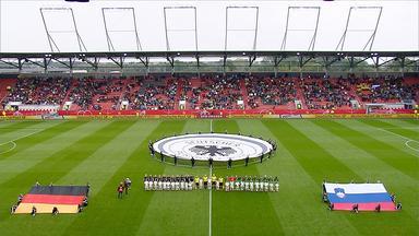 Zdf Sportextra - Frauenfußball-wm-qualifikation Deutschland - Slowenien
