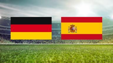 Zdf Sportextra - Fifa Frauen-wm: Deutschland - Spanien, Vorrunde Gruppe B