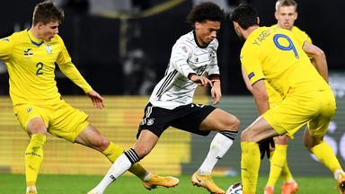 Zdf Sportextra - Nations League: Deutschland - Ukraine - In Voller Länge