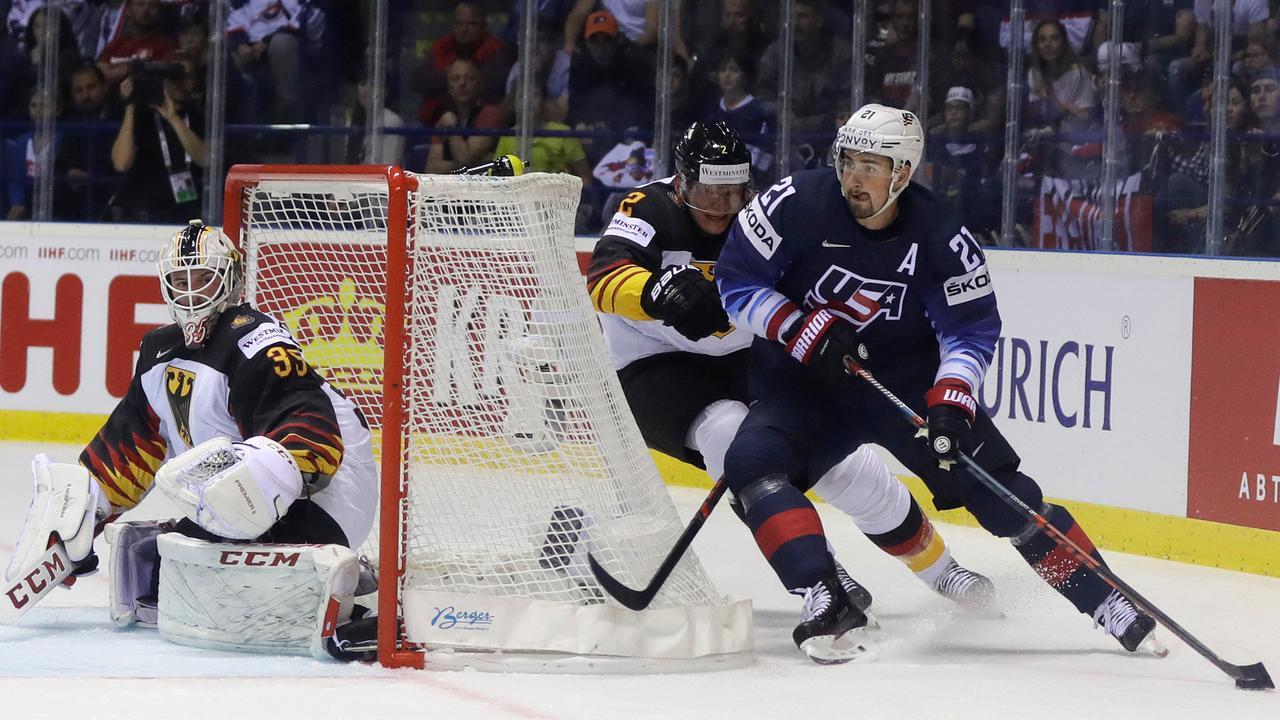 Eishockey Usa
