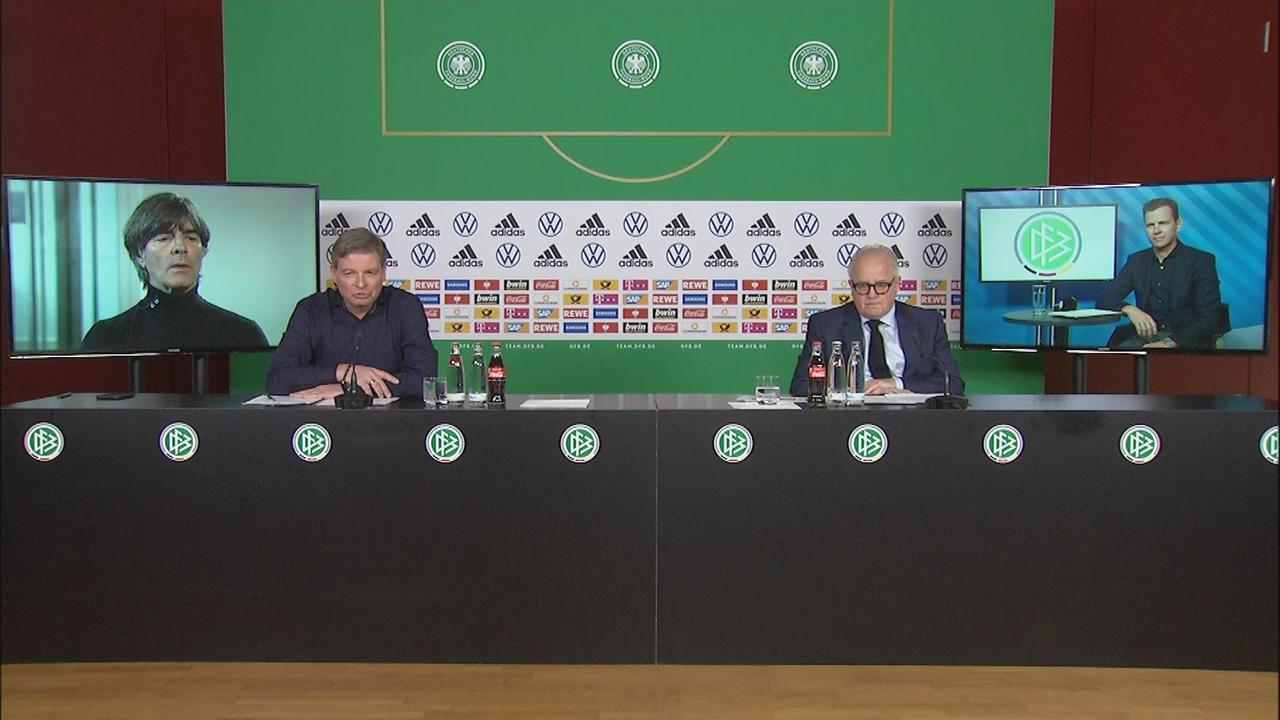 Pressekonferenz Dfb Heute Live