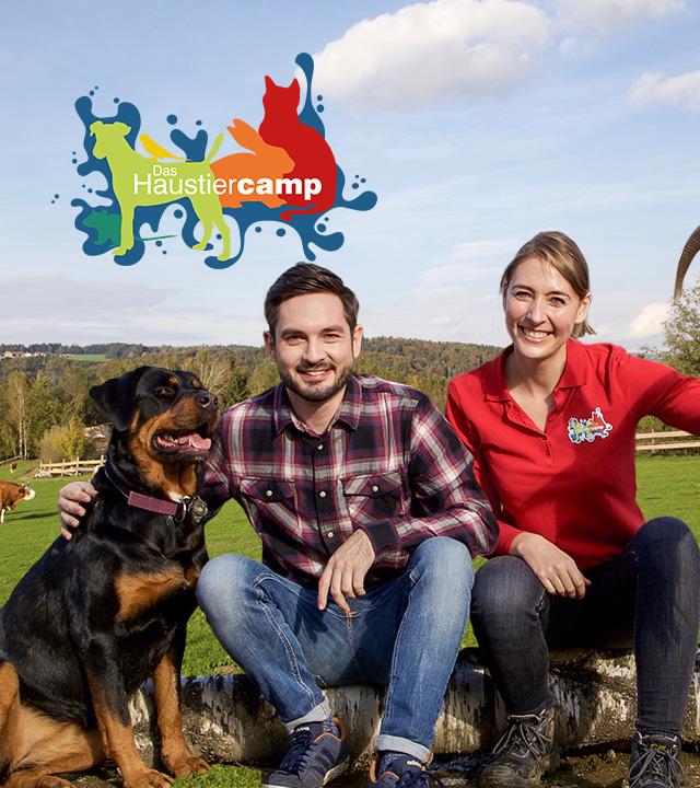 Das Haustiercamp