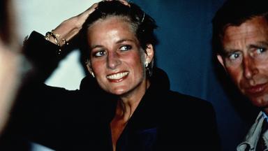 Zdfinfo - Dianas Tod - Sieben Tage, Die Die Welt Bewegten: Königreich Unter Schock