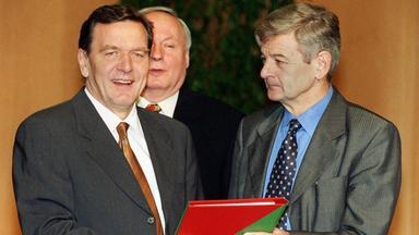 Zdfinfo - Die 90er - Jahrzehnt Der Chancen: 1997-1999: Bimbeskanzler Und Arschgeweih
