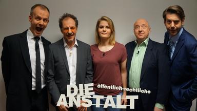 Die Anstalt vom 22.05.2018 mit Max, Claus, Hazel, Horst und Chin