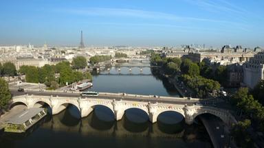 Zdfinfo - Die Brücken Von Paris - Baukunst über Der Seine