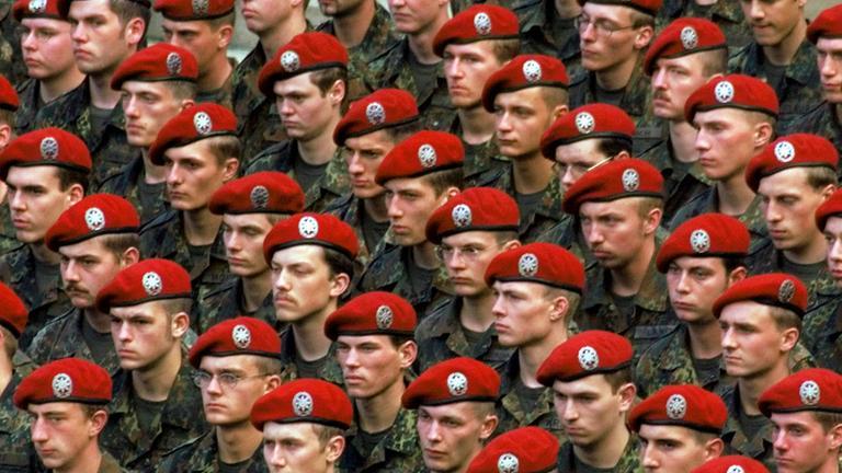 Soldaten der Bundeswehr