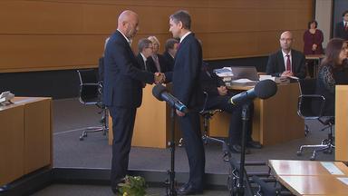 Zdf Spezial - Polit-chaos In Thüringen