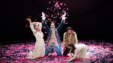 Musik Und Theater - Wolfgang Amadeus Mozart: Die Entführung Aus Dem Serail