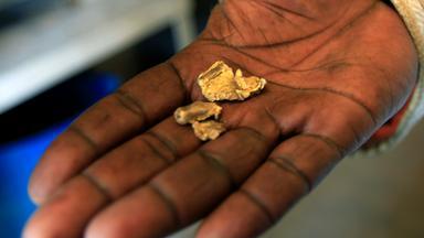 Zdfinfo - Die Entstehung Der Erde: Gold Aus Dem All