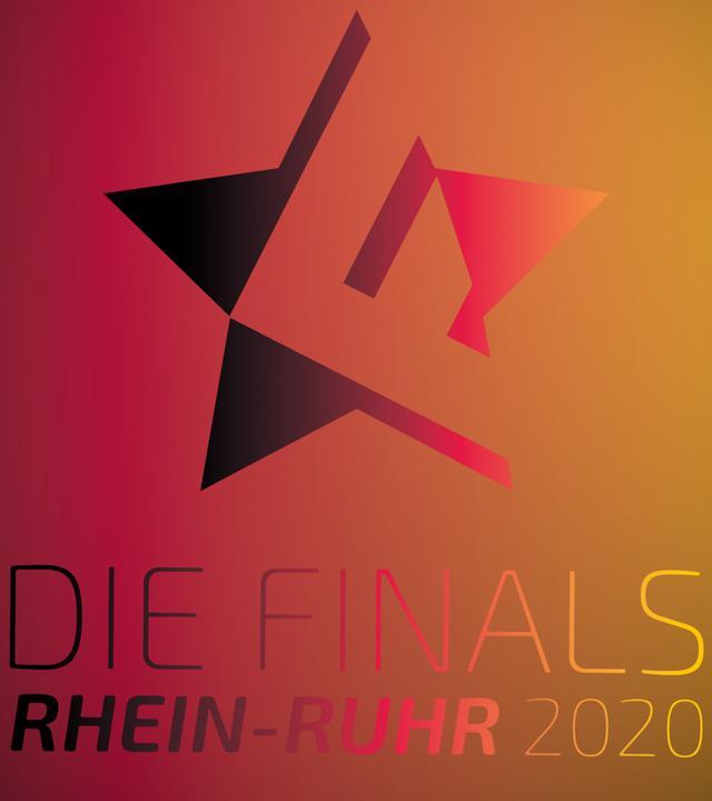 Die Finals Rhein-Ruhr 2020 - Logo