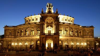 Musik Und Theater - Silvesterkonzert Aus Der Semperoper - Land Des Lächelns