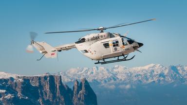 Zdfinfo - Die Flugretter Von Südtirol: Schnee Auf Dem Ortler