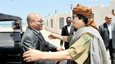 Zdfinfo - Die Jagd Nach Gaddafis Milliarden